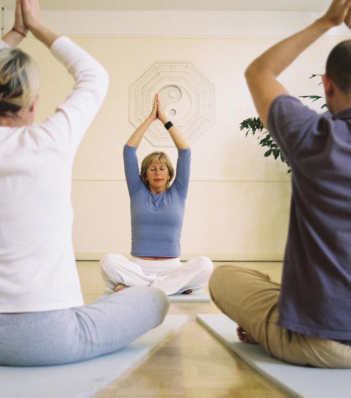 Yolandadevrij Yoga